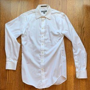 Merona | Plain White Dress Shirt